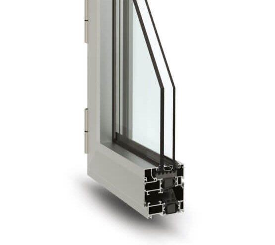 Profilo alluminio 3G system revolution Alsistem