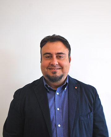 Antonio Mercurio responsabile amministrativo Alsistem Calabria