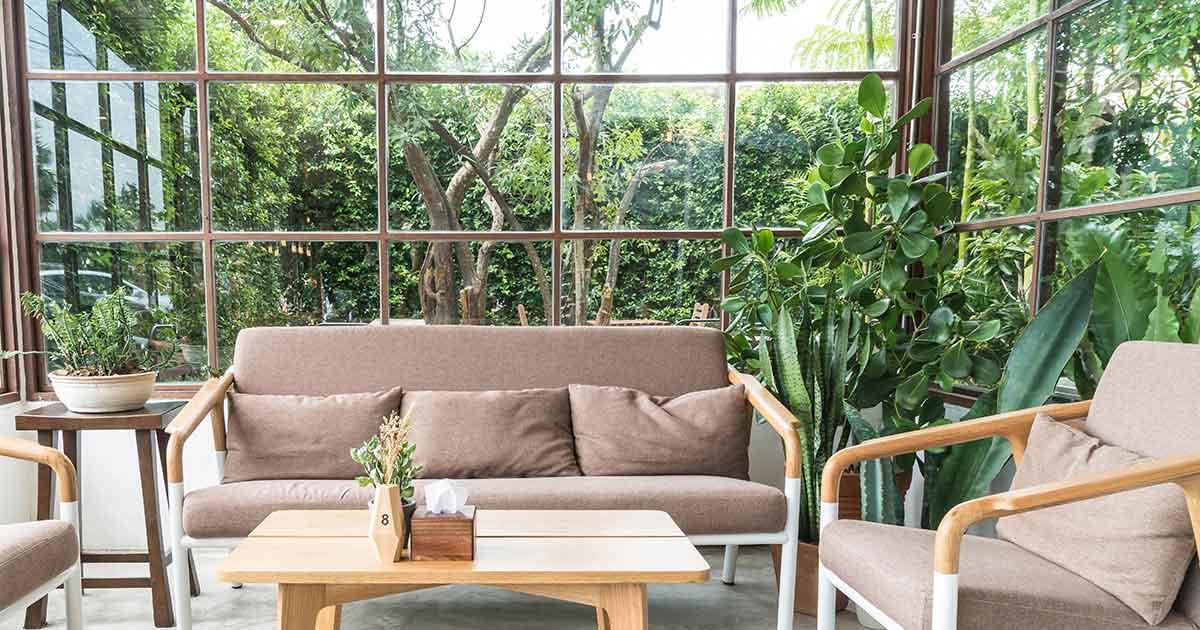chiudere il terrazzo con una veranda
