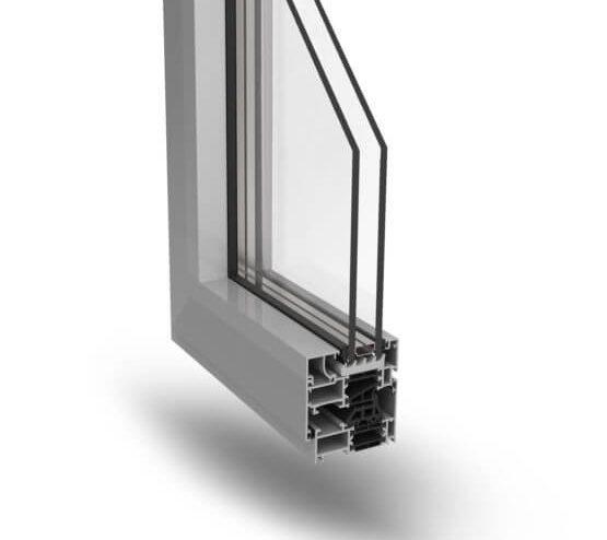 Profilati alluminio online Ecoslim 62 TT Alsistem