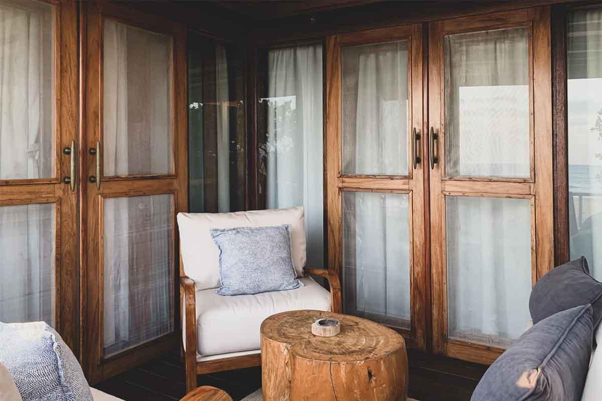 Infissi alluminio legno design e prestazioni