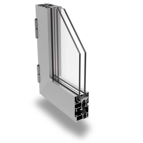 Profilati in alluminio Matic 50 Plus Alsistem