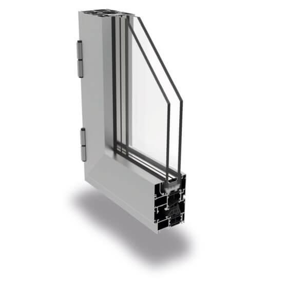 Profilati di alluminio Matic 62 PLUS Alsistem