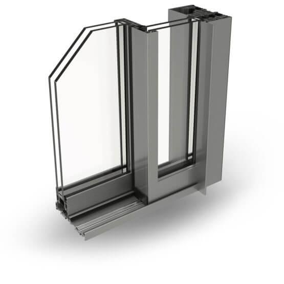 Sistemi per serramenti scorrevoli Panoramico Alsistem