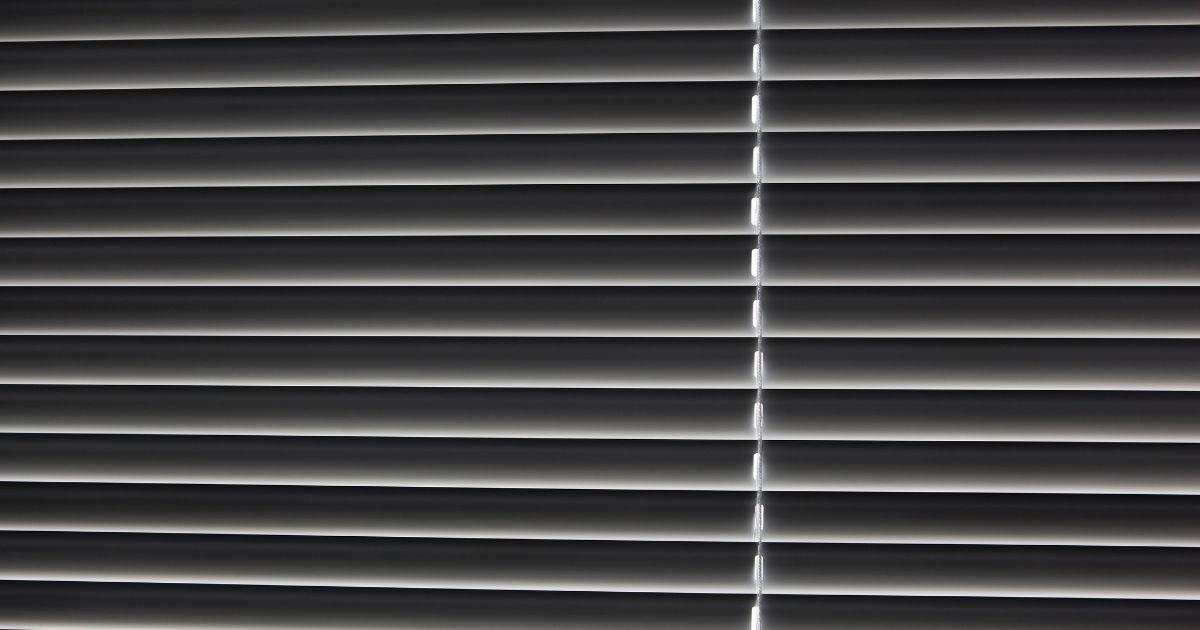veneziana, sistema oscurante per finestre