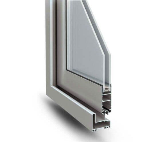Scorrevole alluminio freddo Slide 60