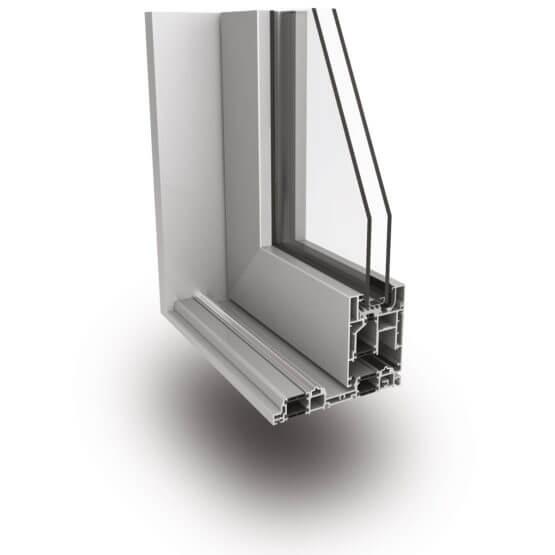 Profilo alluminio Top Slide 160 plus Alsistem