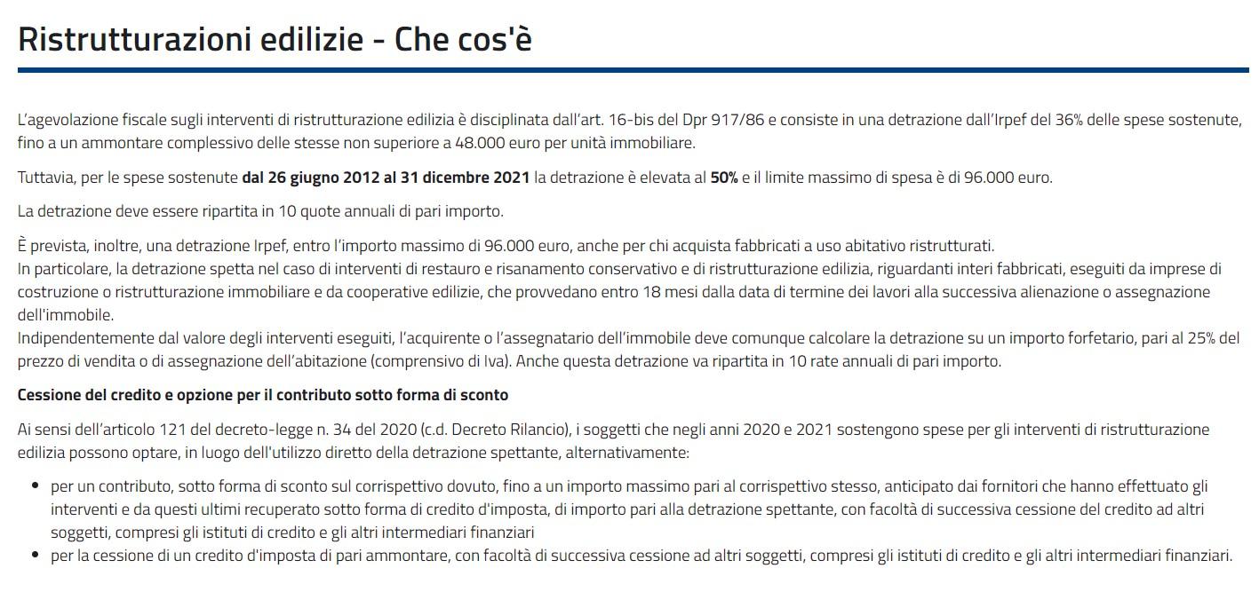 cessione credito infissi 2021 agenzia entrate