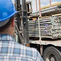 consegna profili in alluminio per serramenti e infissi, alsistem calabria