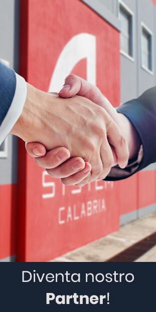 Diventa partner ALsistem Calabria