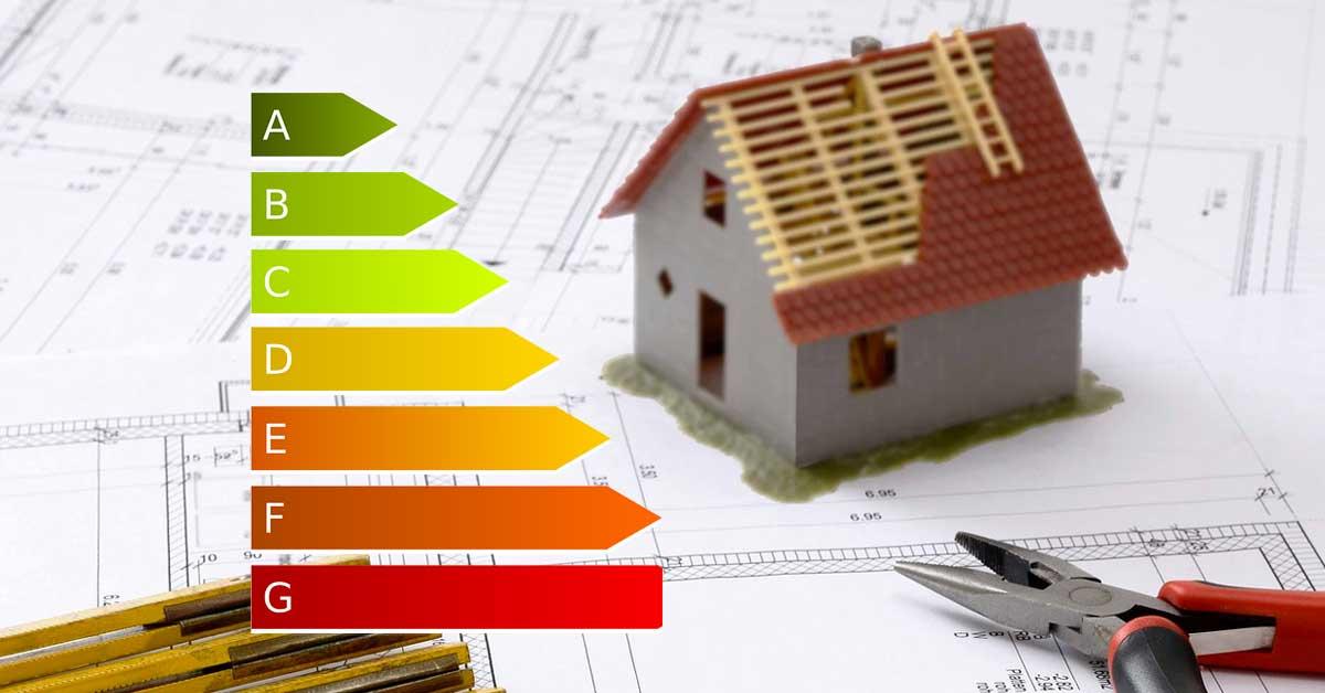 icone classi efficienza energetica della casa