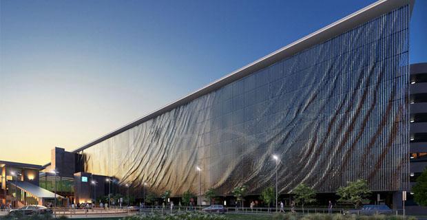 Brisbane Aeroporto Edilizia Sostenibile