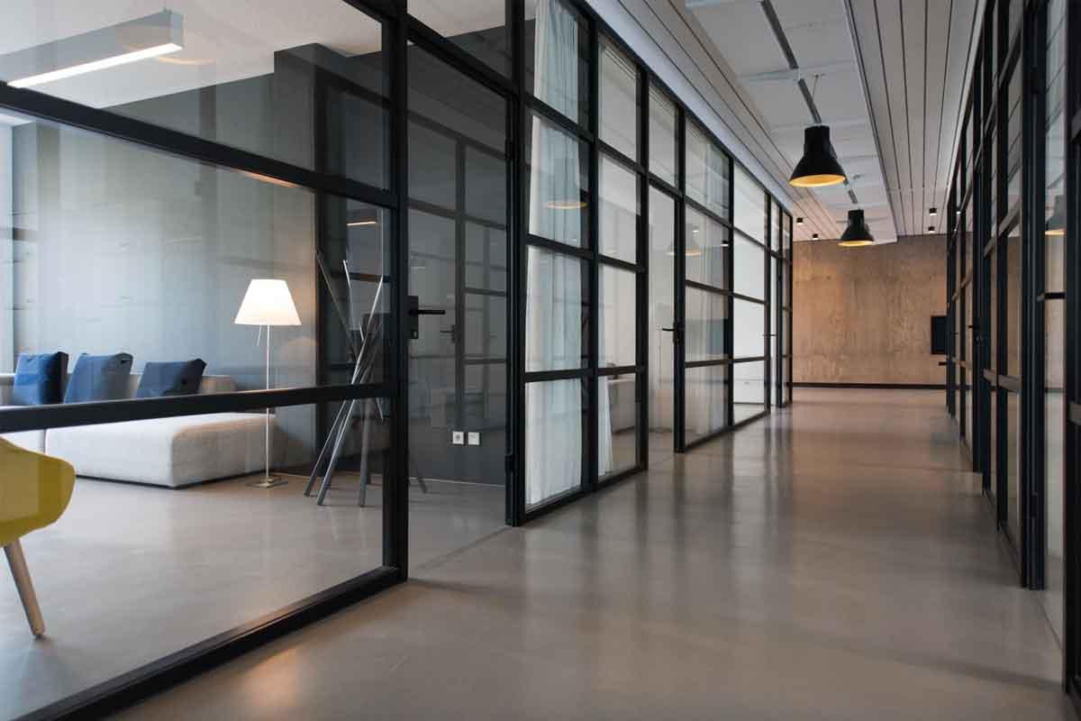 pareti divisorie per uffici