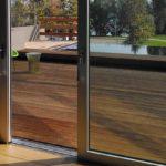 Porta finestra per verande e balconi