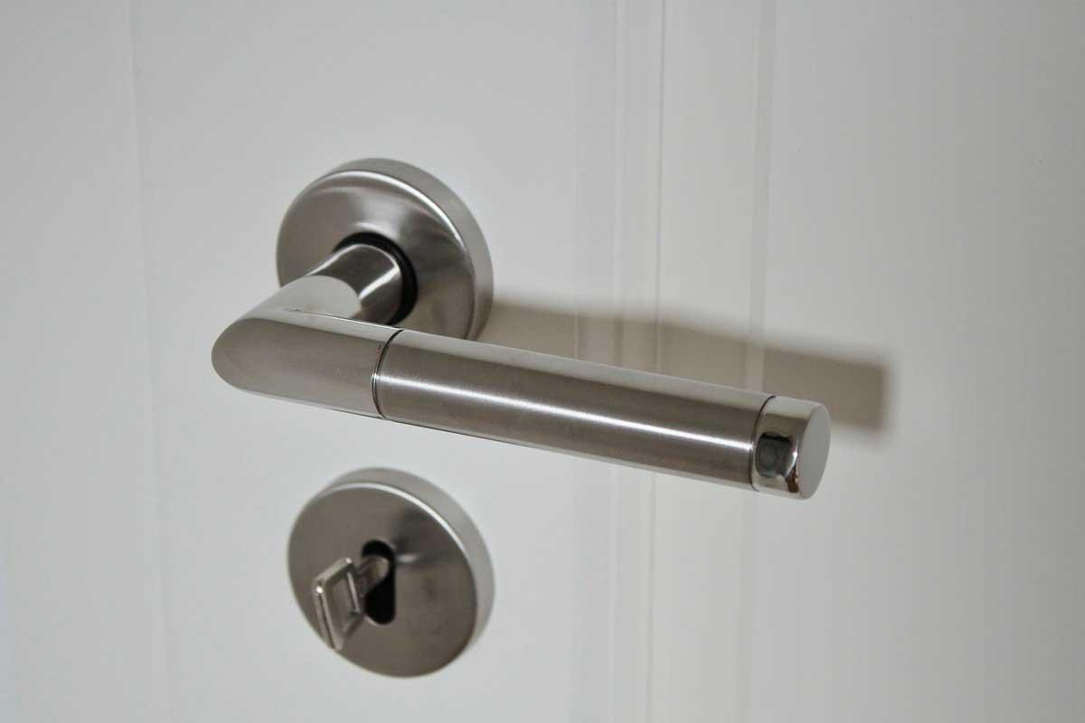 Porte in alluminio per interni