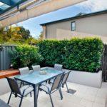 Privacy Giardino: pannelli divisori per esterni in alluminio
